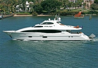 Money For Nothing Charter Yacht at Fort Lauderdale Boat Show 2019 (FLIBS)