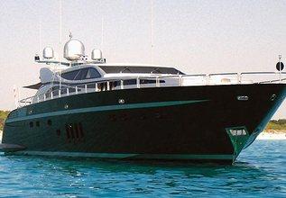 Bagheera Charter Yacht at Festival de la Plaisance de Cannes 2013