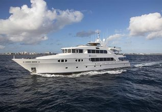 Excellence Charter Yacht at Antigua Charter Yacht Show 2014