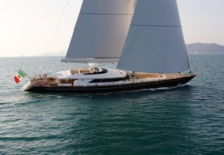 Clan VIII Charter Yacht at Perini Navi Cup 2015