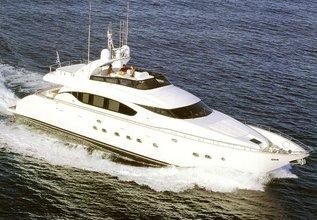 Irene's Charter Yacht at Mediterranean Yacht Show 2016