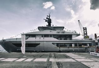 Globas Charter Yacht at Monaco Yacht Show 2018