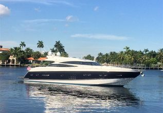 Pozehnany Charter Yacht at Fort Lauderdale Boat Show 2015