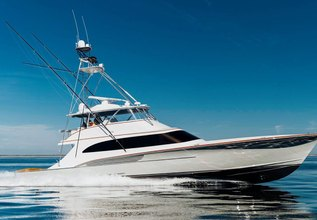 Jaruco Charter Yacht at Fort Lauderdale Boat Show 2017