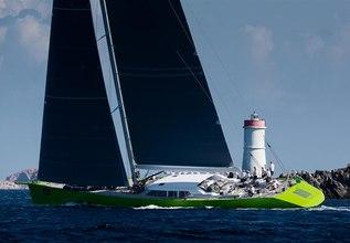 Inoui Charter Yacht at The Superyacht Cup Palma 2016