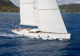 Thirty Nine Charter Yacht at Palma Superyacht Show 2018