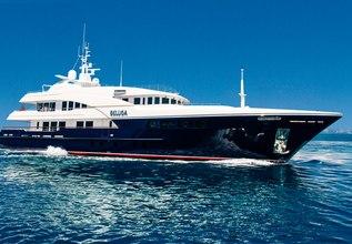 Amadeus Charter Yacht at Monaco Yacht Show 2015