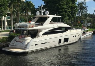 Simpler Charter Yacht at Miami Yacht Show 2019