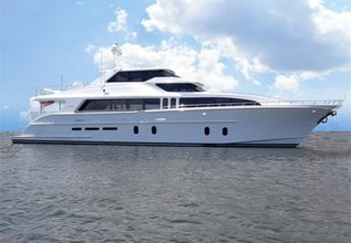 Southern Brew Charter Yacht at Miami Yacht Show 2020