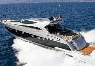 VON FILTH (EX CA) Charter Yacht at MIPIM 2014