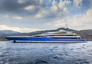 Madame Gu Charter Yacht at Monaco Grand Prix 2016