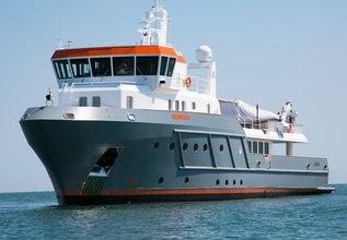Genesia Charter Yacht at Monaco Yacht Show 2017