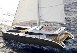 Levante Charter Yacht at Antigua Charter Show 2013