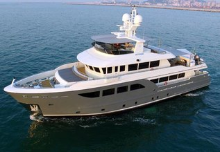Storm Charter Yacht at Cannes Yachting Festival 2015