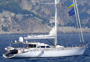 Latitude Charter Yacht at Palma Superyacht Show 2014