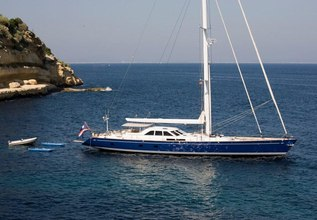 Kawil Charter Yacht at Antigua Charter Yacht Show 2014