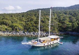 Pina Charter Yacht at Marmaris Yacht Charter Show 2017