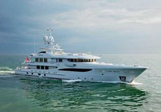 Step One Charter Yacht at Monaco Yacht Show 2017