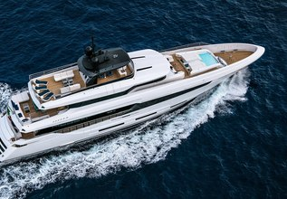 Namaste Charter Yacht at Cannes Yachting Festival 2018