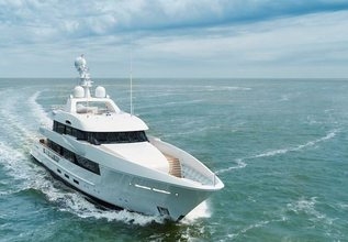 Philosophy Charter Yacht at Monaco Yacht Show 2019