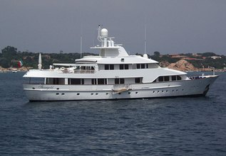 Sheergold Charter Yacht at Monaco Grand Prix 2016