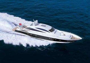 Casino Royale Charter Yacht at Monaco Grand Prix 2017