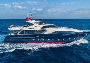 Vida Boa Charter Yacht at Bahamas Charter Show 2020