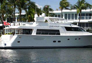 True North Charter Yacht at Miami Yacht & Brokerage Show 2015