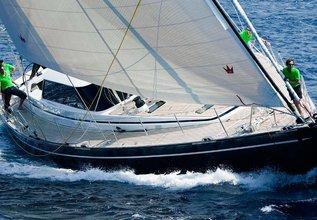 La Joie De Mar Charter Yacht at Palma Superyacht Show 2014