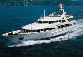 More Charter Yacht at Monaco Yacht Show 2017