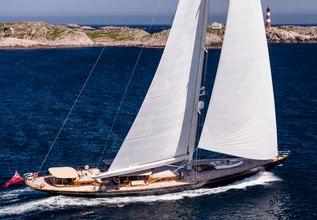Wisp Charter Yacht at Monaco Yacht Show 2014