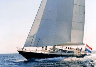Sassafras Charter Yacht at NZ Millennium Cup 2020