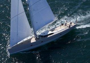 Acaia Four Charter Yacht at The Superyacht Cup Palma 2014