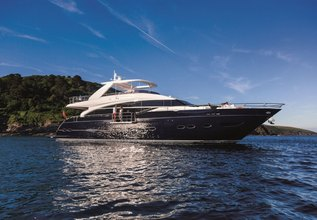 4 Life Charter Yacht at East Med Yacht Show 2015