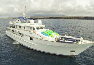 Stella Maris Charter Yacht at Montenegro Yacht Show 2015