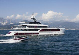 Quinta Essentia Charter Yacht at Yachts Miami Beach 2017