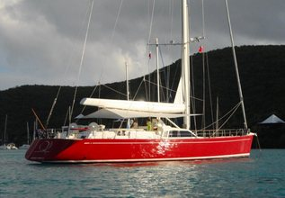 Red Sky Charter Yacht at Fort Lauderdale Boat Show 2014