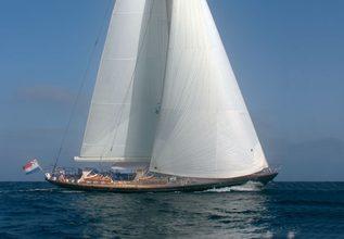 Kanteera Charter Yacht at The Superyacht Cup Palma 2016