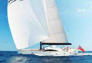 La Luna Charter Yacht at Palma Superyacht Show 2019
