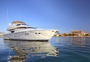 Andalus Charter Yacht at Palma Superyacht Show 2014