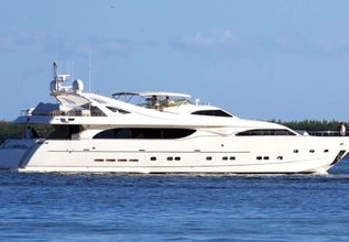 Mambo Charter Yacht at Fort Lauderdale Boat Show 2014