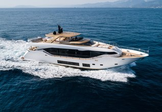 Taboo of the Seas Charter Yacht at Monaco Yacht Show 2019
