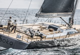 Kiboko Tres Charter Yacht at Cannes Yachting Festival 2019
