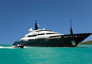 Alfa Nero Charter Yacht at Antigua Charter Yacht Show 2018