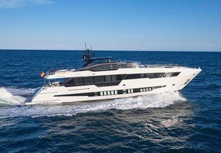 Mr Doom Charter Yacht at Miami Yacht Show 2020