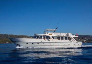 Stalca Charter Yacht at Palma Superyacht Show 2014