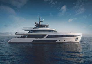 Koju Charter Yacht at Fort Lauderdale International Boat Show (FLIBS) 2021