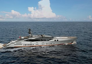 Bliss Charter Yacht at Monaco Yacht Show 2019