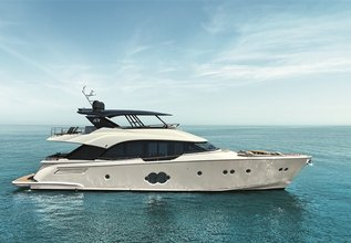 St Giorgio Charter Yacht at Cannes Yachting Festival 2018
