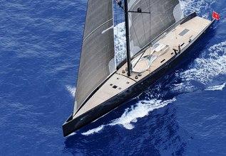 Black Sails Charter Yacht at Monaco Yacht Show 2015